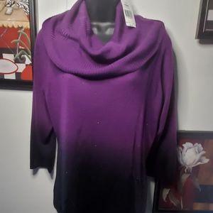 Sweaters - Beautiful Kim Rogers ombre sweater